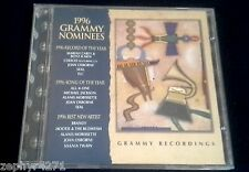 1996 Grammy Nominees by Various Artists (CD, Feb-1996, Sony Music)