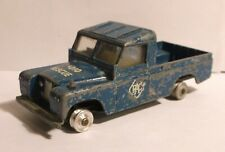 1960s Corgi Toys 416S Land Rover with suspension RAC RADIO RESCUE