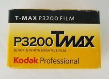 Kodak T-MAX 3200 Tmax P3200 135-36 35mm B&W Negative Film