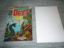 The Deep #1 Marvel Bronze Age Comic Book