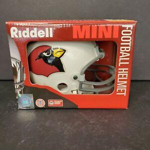 Vintage Arizona Cardinals Riddell Mini Team NFL Football Helmet Vintage 1996