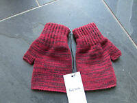 Paul Smith 100% Wool Gloves    - BNWT