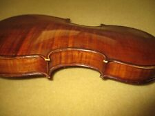 Rare Old Antique 1790 German 4/4 Violin-Grafted Neck-Good Condition-Sweet Tone