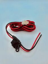 Replacement 6' Mobile Radio Power Cable (Clearance)