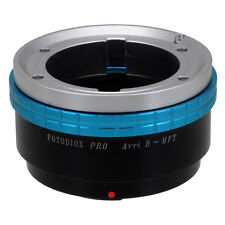 Fotodiox Pro Lens Adapter Arri Bayonet (Arri-B) Lens to Micro Four Thirds