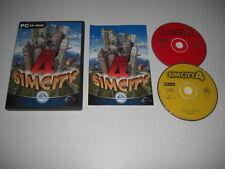 SIM CITY 4 Pc Cd Rom Original Release - SIMCITY - FAST POST