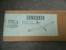 Bowman Models Sunseeker glider sailplane soarer kit