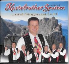 CD Kastelruther Spatzen `...und singen ist Gold` Neu/OVP