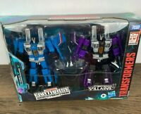 Transformers Earthrise Seekers SKYWARP /& THUNDERCRACKER Target US Seller IN HAND
