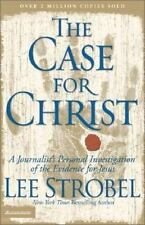 THE CASE FOR CHRIST a Christian paperback book by Lee Strobel FREE SHIPPING