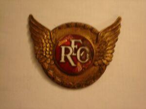 Original  Old Reo Emblem / Badge /  1920s