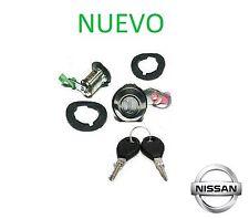 NISSAN MICRA K11 92-03 JUEGO DE CERRADURA BOMBIN DERECHA IZQUIERDA LLAVES