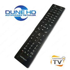 2018 Kartina TV Universal Remote Control for Dune HD Receivers with Backlit