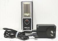 Metz Mecablitz 218N / L27TR Flash Unit + AC Adaper for Nikon, GOOD CONDITION