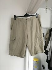 M&S Blue Harbour Size 38 Waist Quick Dry Shorts.   (b12)