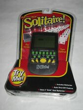 SEALED Westminster SOLITAIRE Handheld Electronic Game Pocket Arcade