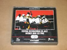BOITIER 2 CD / THE PRESERVATION HALL JAZZ BAND / FESTIVAL DE JAZZ ANTIBES / TBE