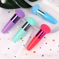 Facial Makeup Foundation Sponge Stick Cosmetic Puff Powder Face Brush Tool-RO