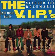 "V.I.P.'S ""STAGGER LEE"" ORIG FR EP 1966 EX+ w/ KEITH EMERSON"