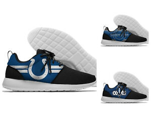 INDIANAPOLIS COLTS Men's Women's Lightweight Shoes Sneakers Football Team Logo