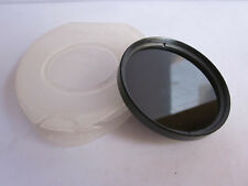 Deep Red InfraRed 52mm Screw type filter in Keeper for Lens