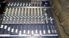 EURORACK MX2004A-BEHRINGER, 20-Channel, 4-Bus Mixing Console, flexible quality!