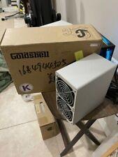 Goldshell KD-BOX Miner Kadena KDA 1.6T/s 205W no PSU