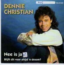 (BE550) Dennie Christian, Nee Is Ja - 2000 CD