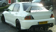 MITSUBISHI EVO 7 8 BODY KIT SIDE SKIRTS EXTENSIONS & REAR SPATS BIRMINGHAM