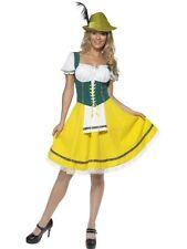Costume carnevale Donna Tirolese/Bavarese Oktoberfest 41160 tg. S