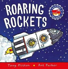 Roaring Rockets 9780753453056 by Tony Mitton Paperback