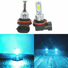H11 H8 LED Fog Lights Conversion Bulbs Kit Premium 35W 4000LM 8000K Ice Blue