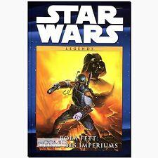 Star Wars cómic colección 12 Boba Fett enemigo del Imperio Panini Cómics HC nuevo