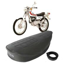 YAMAHA TY50 TY50M TY80 MOTORCYCLE SEAT COVER + STRAP - CORRECT PATTERN UK & EU