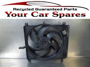 Fiat Multipla Radiator Fan 1.9cc JTD Diesel 01-06