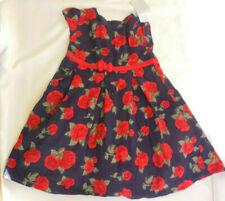 JoJo Maman Bebe Rose Cord Party Dress Age 2-3 Years BNWT    5/10