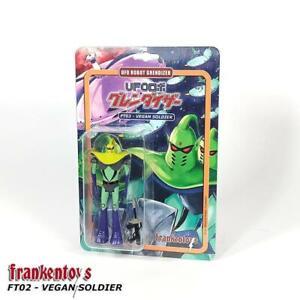 Frankentoys - FT02 - Vegan Soldier Normal edition