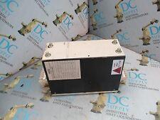 AEG GETTYS 55-1010-01 A240 145 VAC 240 VDC 8.5 KW 8.O OHM DC SERVO POWER SUPPLY