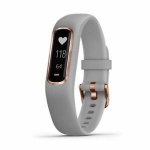 Garmin Vivosmart 4 Activity and Fitness Tracker Gray - Size S-M