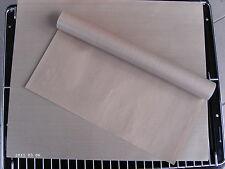 5x Dauerbackfolie-Backfolie,braun-33x40 cm, 2. Wahl, Qualität  aus Deutschland