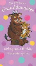 The Gruffalo birthday card for a GRANDDAUGHTER by Danilo - GR016