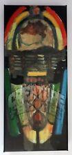 NIGHT GALLERY Rod Serling TUNE IN DAN'S CAFE Original Concept Art CANVAS PRINT