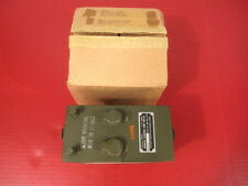 post-WWII US Army Signal Corps RM-52 RC-261 Field Telephone Remote Control MINT