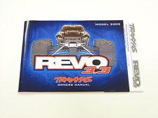 NOUVEAU TRAXXAS REVO 3.3 MANUEL rr0
