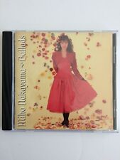 Ballads CD by Miho Nakayama - Japanese