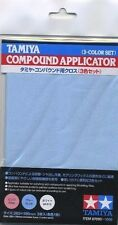 Tamiya 87090 Compound Applicator 3 Color Set New Japan