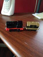 Diesel Pull N Zoom Racer - Thomas & Friends Train Tank Take n Play Along Diecast