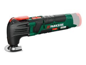 Parkside 12V Cordless Multi-Purpose Tool – Bare Unit