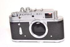 Zorki 4K Cuerpo, Cámara telemétrica basado en servicio CLA Leica, después de