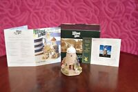 Lilliput Lane The Old Windmill Cottage Collectable Vintage Ornament